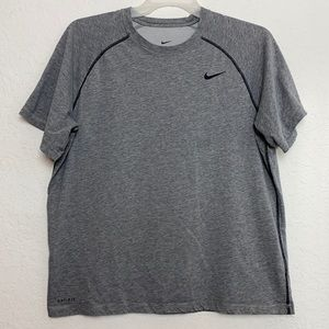✅Men Nike Dri-Fit Running Shirt Size L